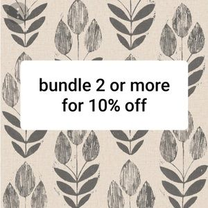 Bundle for discount